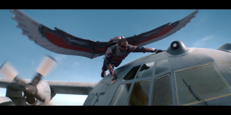 Falcon & Winter Soldier series premiere: More of Disney+'s slow-burn status quo thumbnail