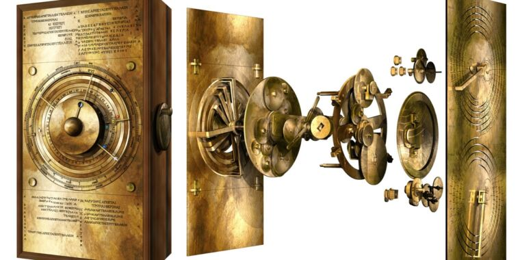 Scientists solve another piece of the puzzling Antikythera mechanism - Ars Technica