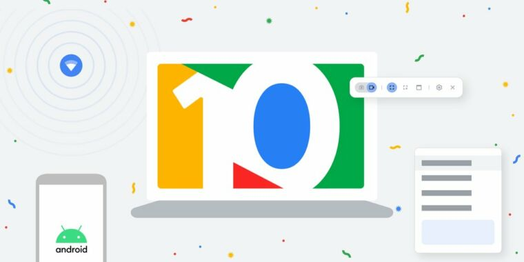 "Chrome OS 89 brings Android controls, a new icon design, and ""quick answers"""