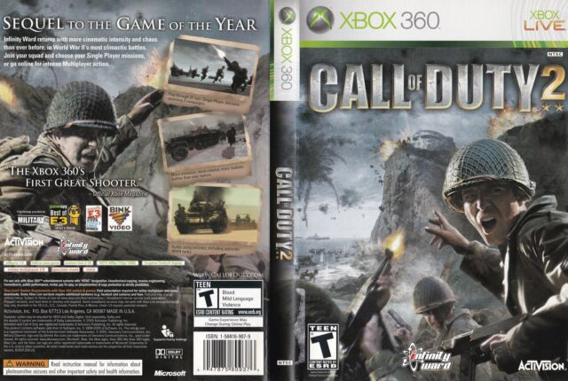 The success of the Xbox 360 version of <em>Call of Duty 2 </em>at $60 cemented the new high-end price point in 2005.