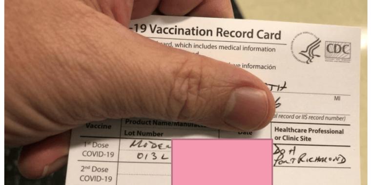 Dark web bursting with COVID-19 vaccines, vaccine passports