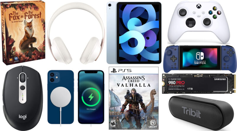 Today's best tech deals: Bose headphones, Assassin's Creed, and more