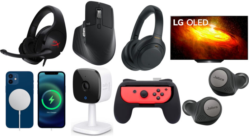 Today's best tech deals: Logitech mice and keyboards, gaming headsets, and more