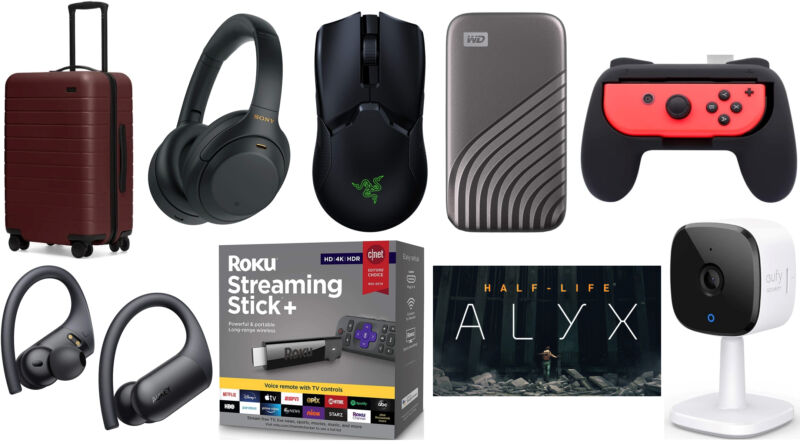 Today's best tech deals: Razer gaming mice, Sony headphones, and more