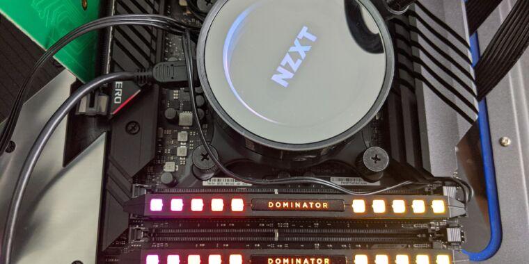 Intel 11th-generation Rocket Lake-S gaming CPUs did not impress us
