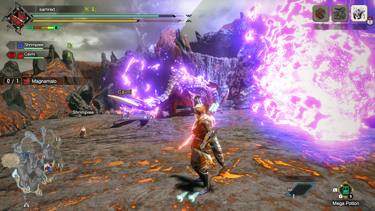 <em>Monster Hunter: Rise</em> is one of the best Switch games of 2021 so far.