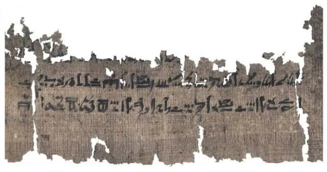 Egyptologists translate the oldest-known mummification manual