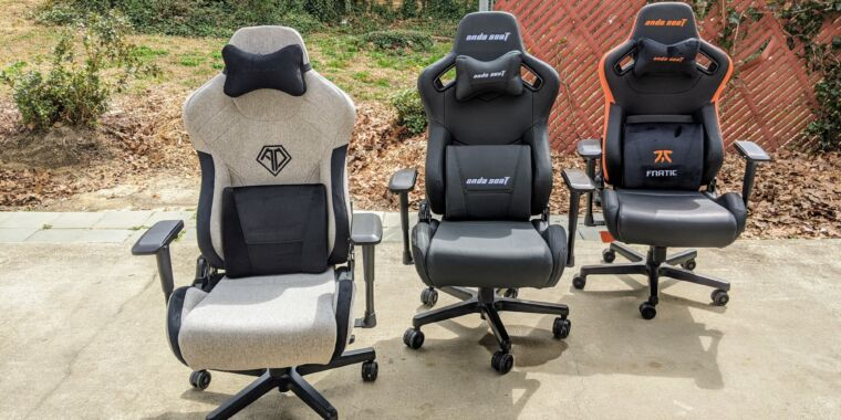 Chairs Technica: We review two new models from Anda Seat thumbnail