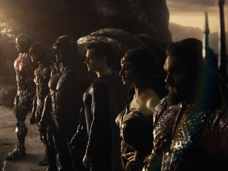 The Snyder cut of <em>Justice League</em> is easily the most surprising comic book film adaptation I've seen in years.