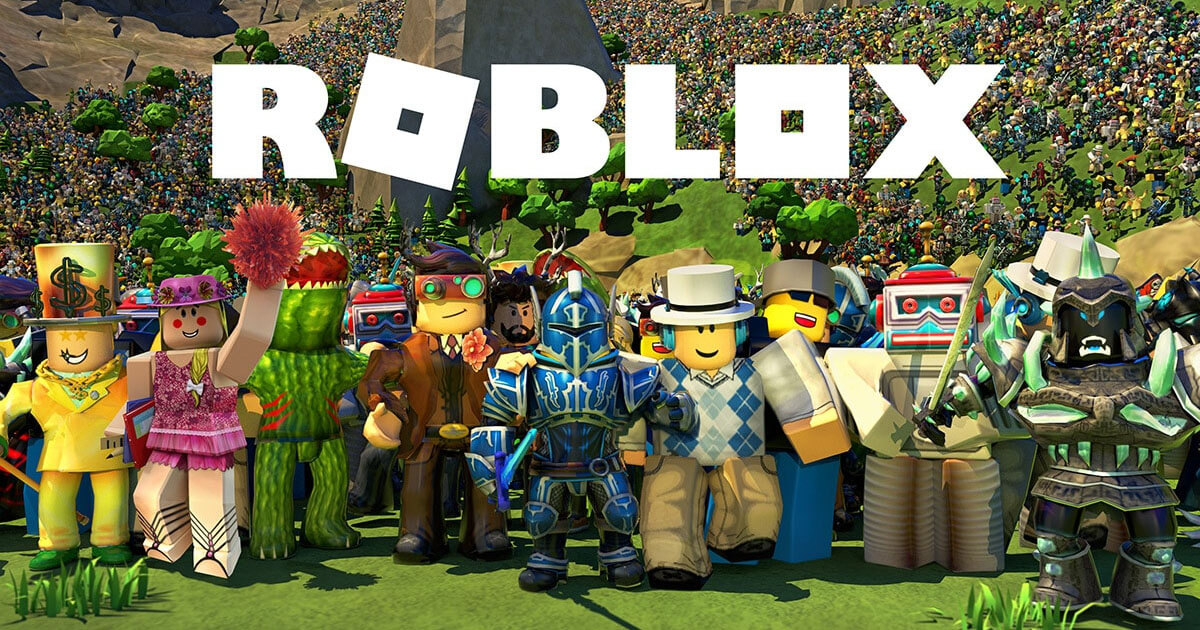That guy with the money bags hat should be <em>Roblox</em>'s new mascot