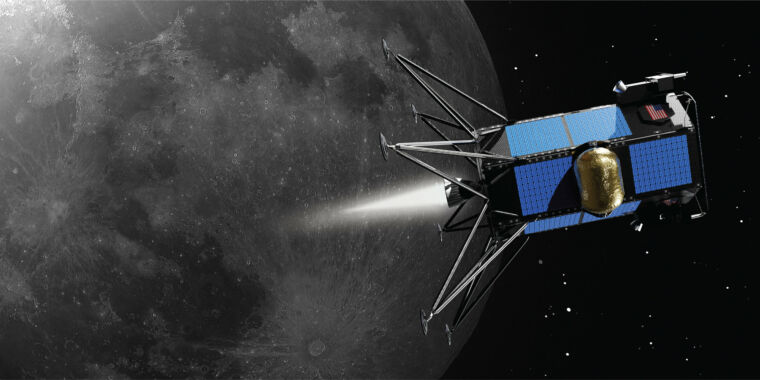 For lunar cargo delivery, NASA accepts risk in return for low prices