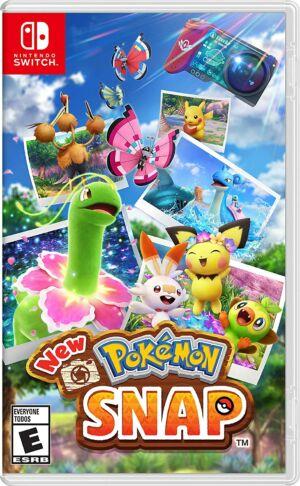 New Pokémon Snap product image