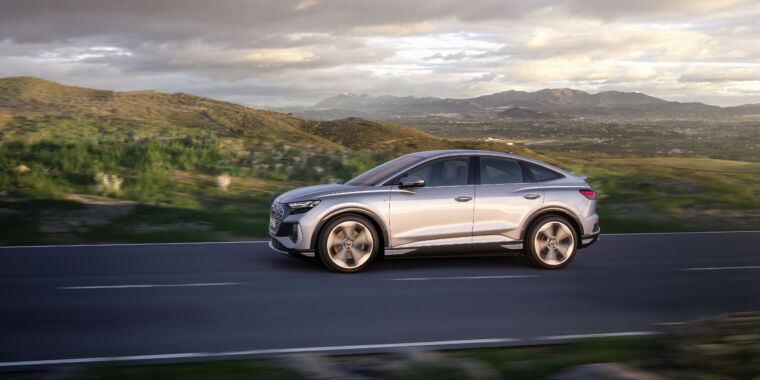 Everything we know about Audi's next electric crossover, the Q4 e-tron