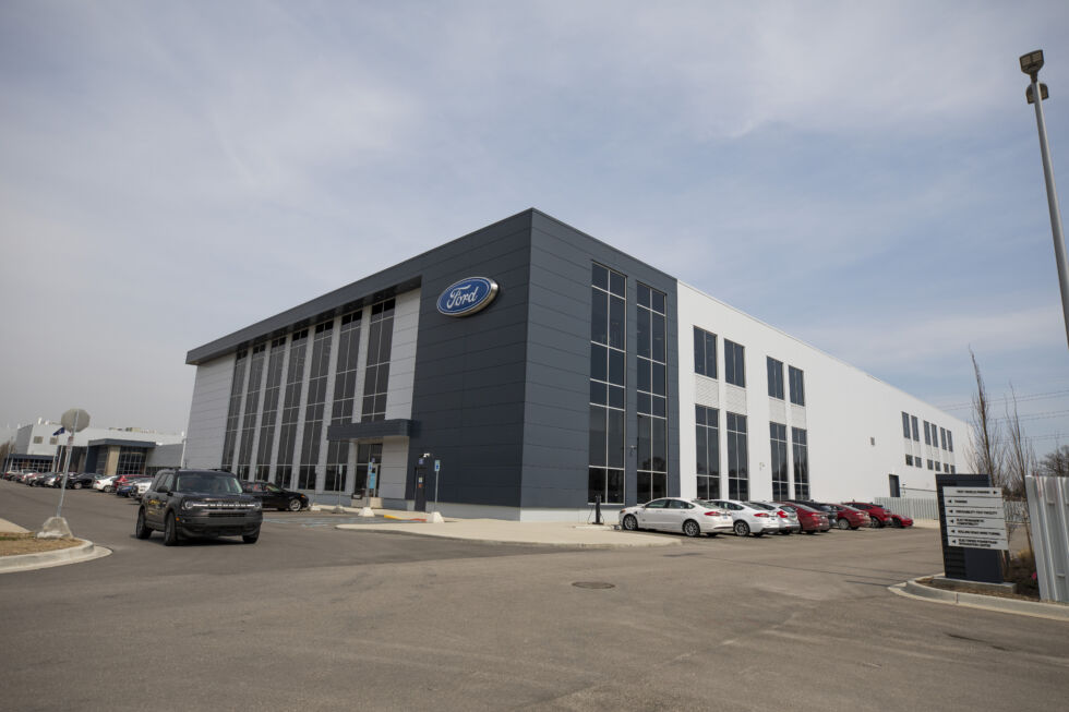 Ford is setting up a new EV battery center in southeast Michigan