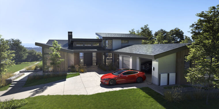 <p>Tesla tells customers they'll have to pay more for solar Roofing thumbnail