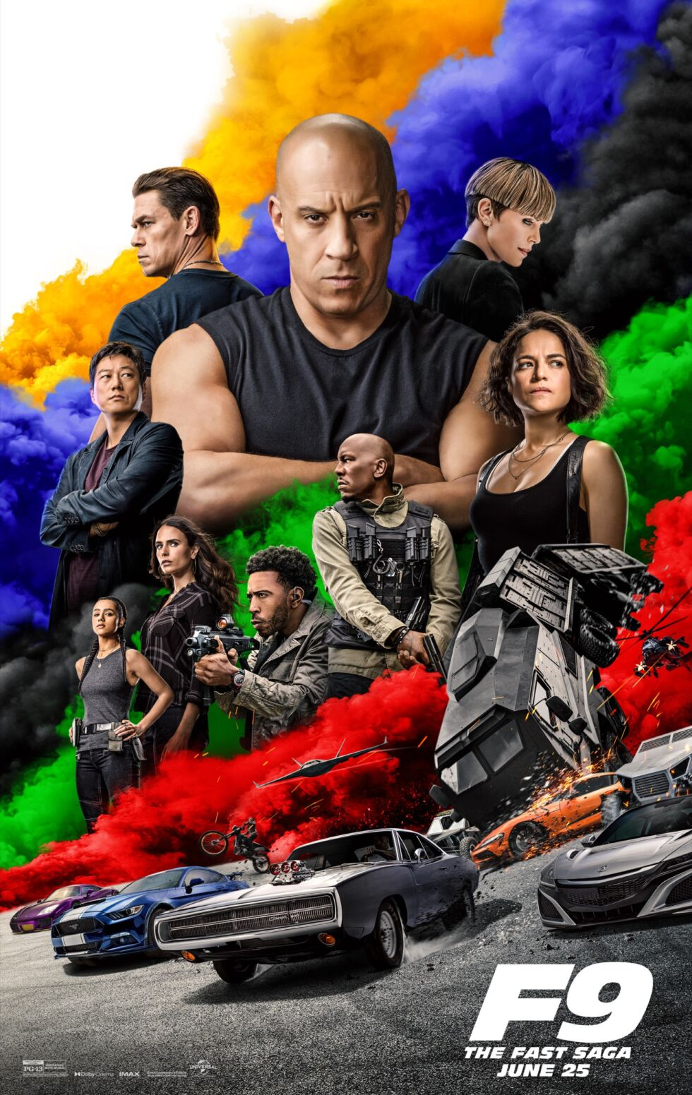Fast and Furious 9 drops a new trailer ahead of June 25 release