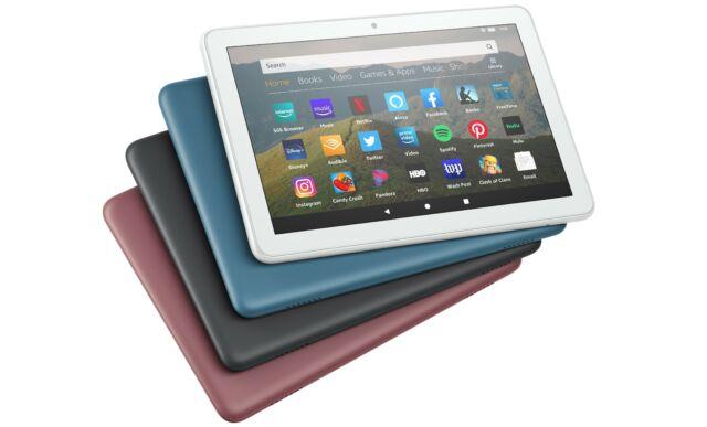 O tablet Amazon Fire HD 8.