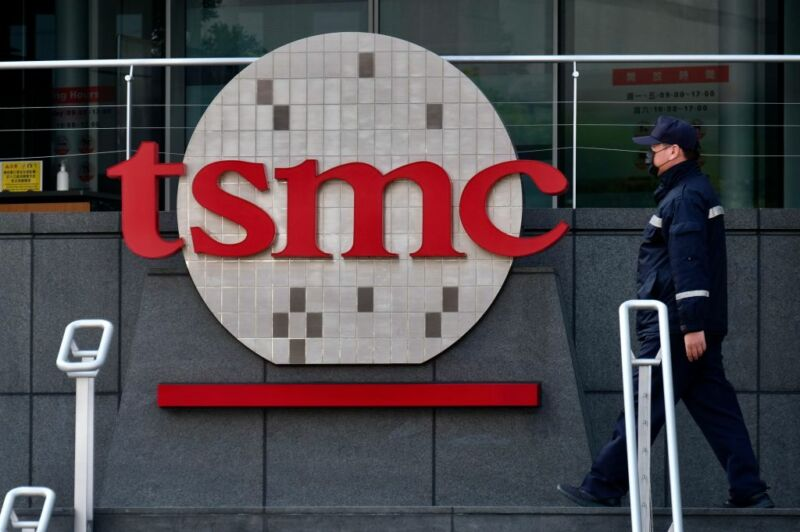 TSMC's headquarters, seen here, are in Hsinchu, Taiwan—but the company is expanding worldwide, with a $12 billion fab due to open near Intel's own facilities in Arizona.