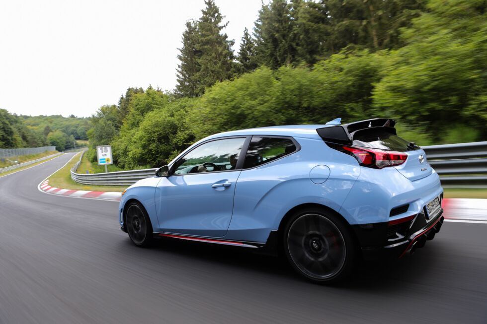 Believe the hype: The Hyundai Veloster N is a darn good hot hatch
