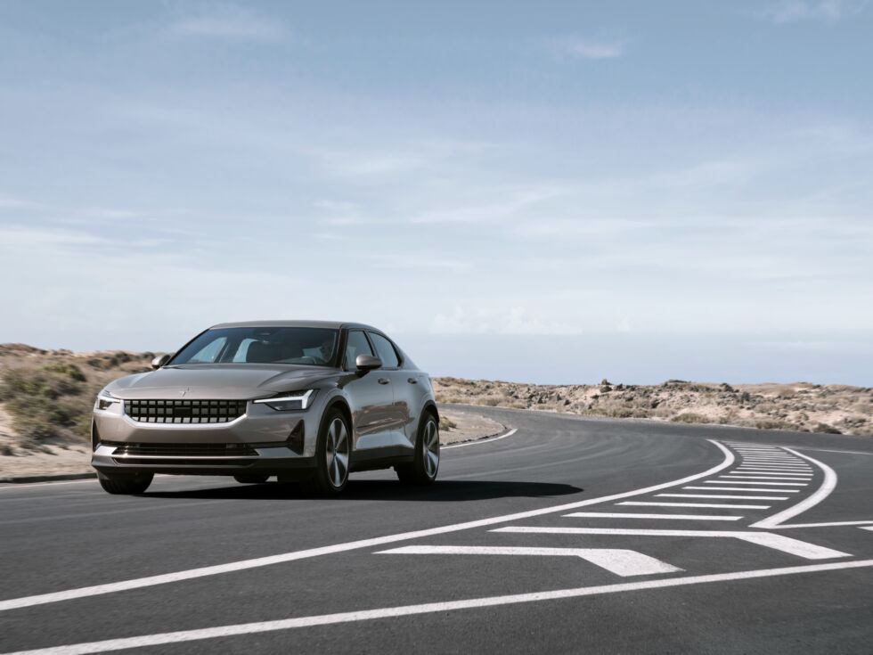 Polestar expands the Polestar 2 lineup, adds a single-motor variant