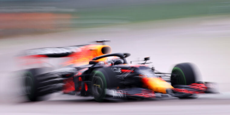 Porsche rumored to be entering F1 with Red Bull Racing