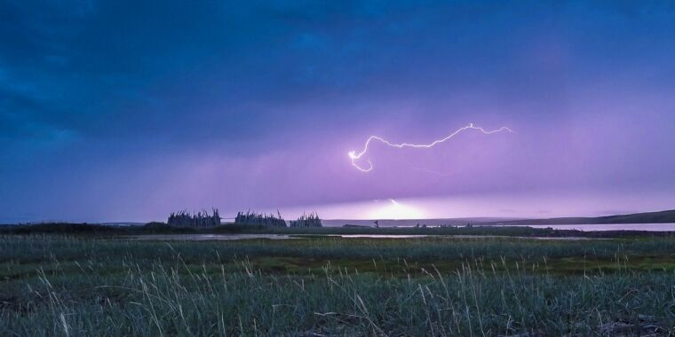 More lightning in the Arctic is bad news for the planet thumbnail