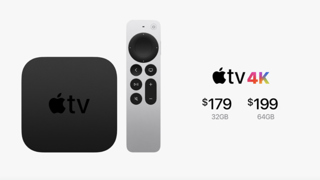 Apple updates the Apple TV 4K with the A12 Bionic processor, new remote