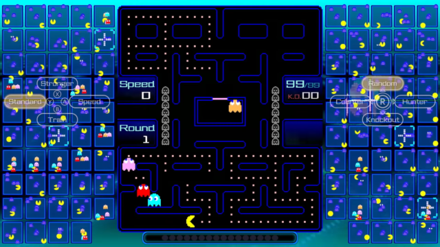 Apart from being required to play online in various Switch games, a Nintendo Switch Online membership also includes access to a handful of exclusive games such as<em>Pac-Man 99</em>.