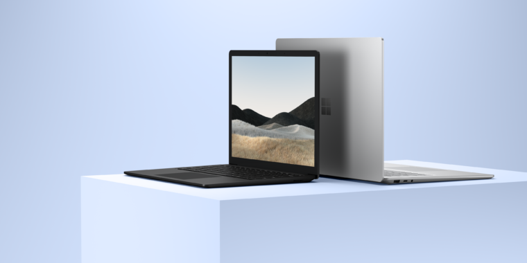 Microsoft makes the Surface Laptop 4 official, offers choice of AMD or Intel