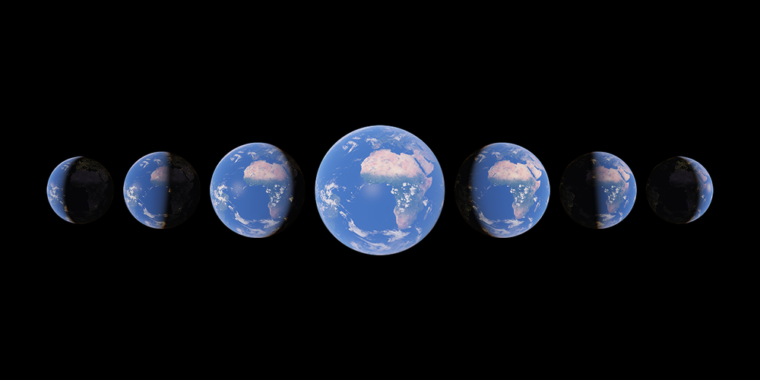 Google Earth is now a 3D time machine