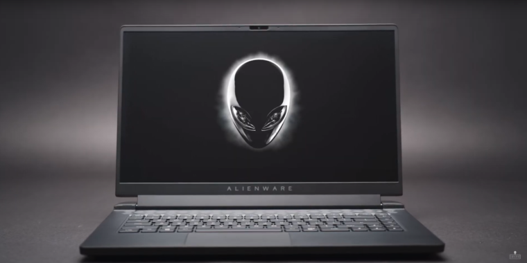 Dell Alienware launches its first AMD-powered gaming laptop since 2007 - Ars Technica