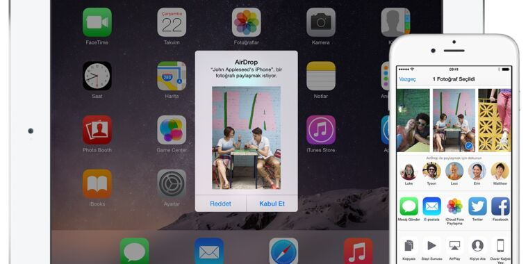 Apple's AirDrop leaks users' PII, and there's not much they can do about it  Ars Technica