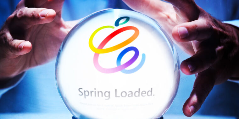 """What to expect from Apple's """"Spring Loaded"""" event on April 20 thumbnail"""
