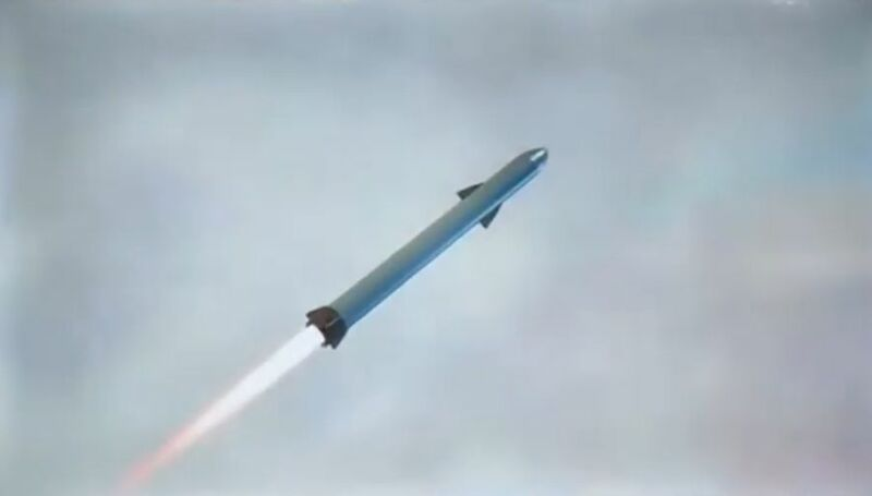 Screenshot of a presentation from China's main state-owned rocket manufacturer, CALT.