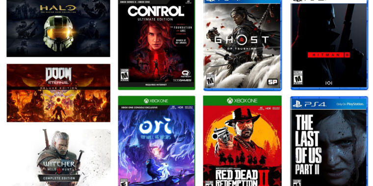 <p>The best game Bargains we could find in the PlayStation and Xbox spring Revenue thumbnail