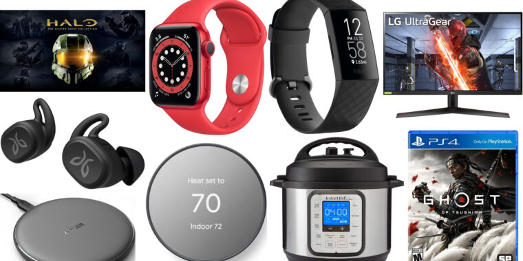 The Apple Watch Series 6 is down to its lowest price yet today thumbnail