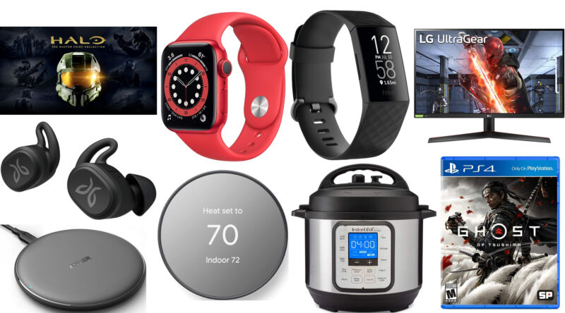 Apple Watch deals brings red Series 6 to lowest price at Amazon