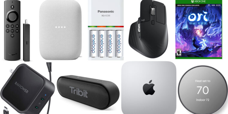 Today's best tech deals: Logitech MX Master 3, Eneloop batteries, and more