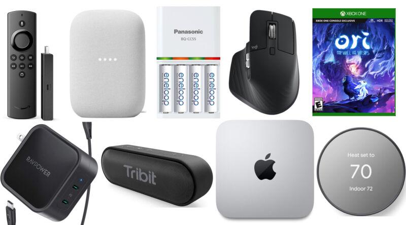 Today's best tech deals: Logitech MX Master 3, Eneloop batteries, and more