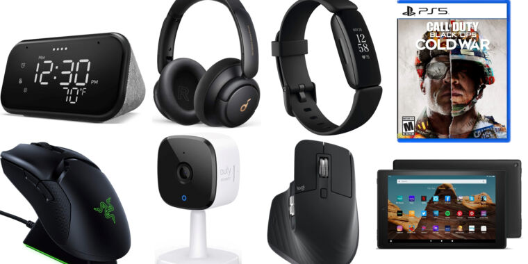 Grab a pair of recommended Anker noise-canceling headphones for $68