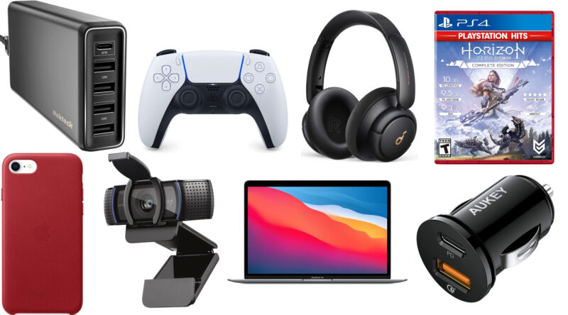 Today's best tech deals: M1 MacBook Air, PS5 controllers, and more
