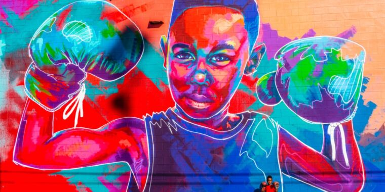 Novel hydrogels can safely remove graffiti from vandalized street art