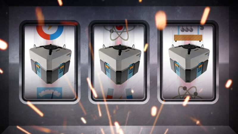 """A new study attempts to connect the dots between opening video game loot boxes and replicating """"problem gambling"""" behaviors."""