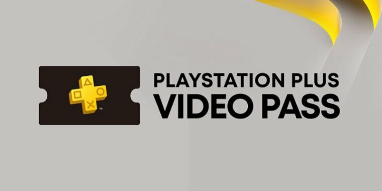 Sony takes aim at Xbox Game Pass with PlayStation Plus Video Pass - Ars Technica