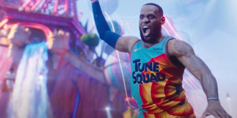 It's the Tune Squad vs the Goon Squad in Space Jam: A New Legacy trailer – Ars Technica