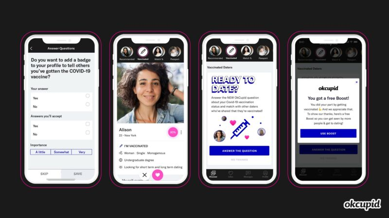 APK OkCupid - The Online Dating App for Great Dates