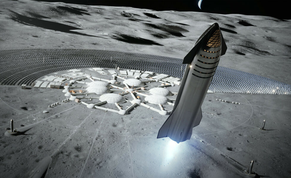 If NASA is really going to the Moon, then let's go big.