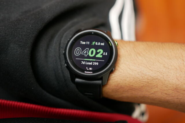 Garmin's Forerunner 745 tracks most any activity but has special metrics for runners that also benefit other types of athletes.