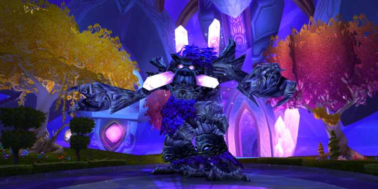 "World of WarCraft: Burning Crusade re-returns on June 1, requires ""cloning"""