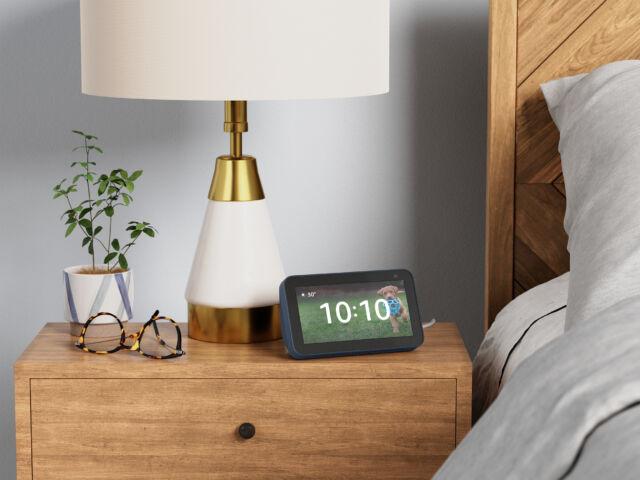 Amazon's latest Echo Show 5 smart display.